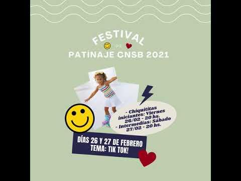 Festival de Patinaje CNSB 2021