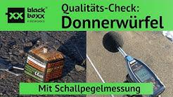 Im Test: Blackboxx Donnerwürfel