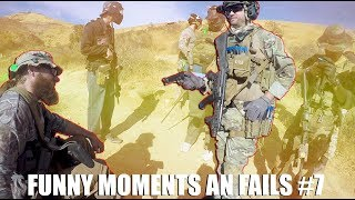 AIRSOFT FUNNY MOMENTS & FAILS EP #7