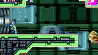 Metroid Fusion - 4 - Walking Sax, Hidden Samus