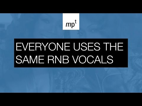 RnB Vocals - Is this the reason so many people use the same acapellas?