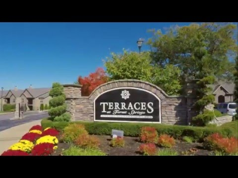 The Terraces at Forest Springs Apartments in Louisville, KY - Walk Through  Tour
