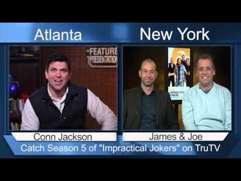 Connect with Conn: Impractical Jokers James Murray & Joe Gatto