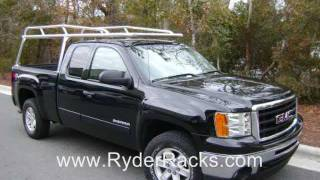 Custom Aluminum Truck Ladder Racks.wmv