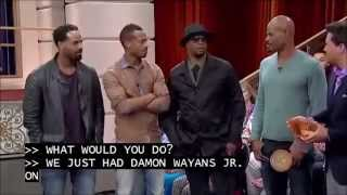 Wayans brothers on WCL Part 2