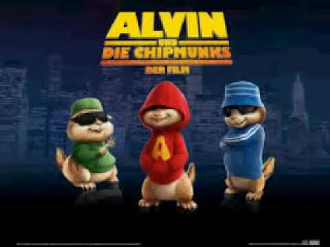 Alvin ve sincaplar bas gaza aşkım