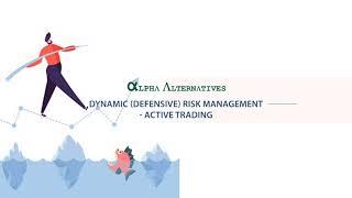 Dynamic defensive risk management active trading | Alpha Alternatives' Alpha, Beta & Sigma approach