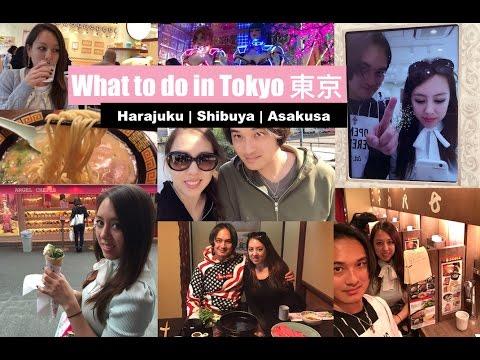 What to do in Tokyo | Shibuya | Harajuku | Asakusa