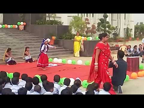 Maa Tu Mann Marvaiye Na || Haryanvi Fok Solo Dance || Save Girl Child || KING DANCE CREW
