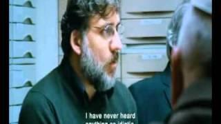 Película israelí Footnote (Hearat Shulayim) - Tráiler en español