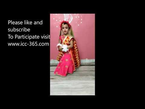 Bengali dance by little girl