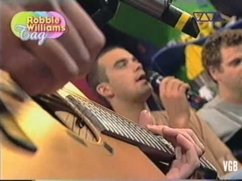 Robbie Williams - Heaven From Here (Live, VIVA Television 1998)