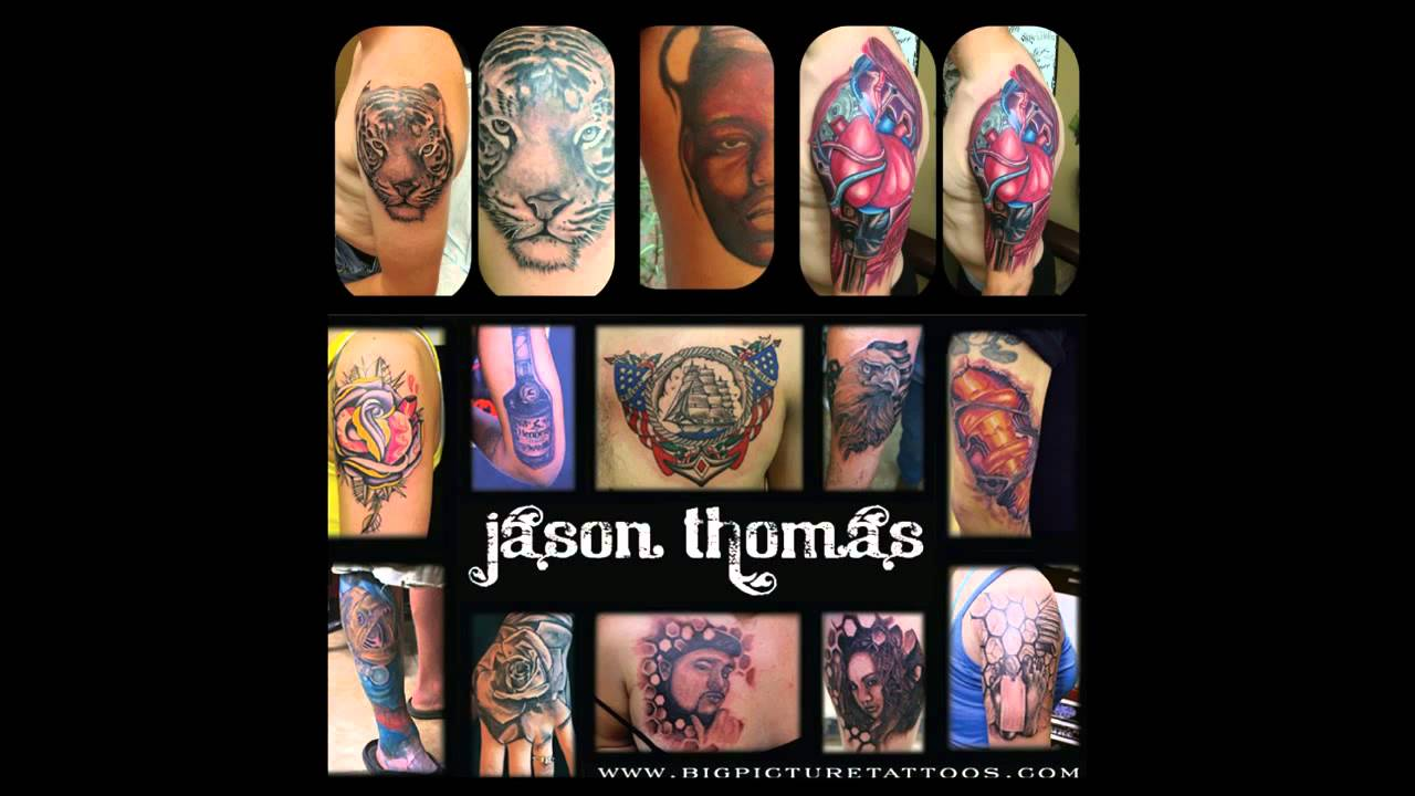 Salt lake city tattoo artist jason thomas tattoo shops for Tattoo shops salt lake city utah