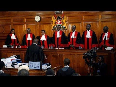 Maraga Live Supreme Court Decides- Final Decision