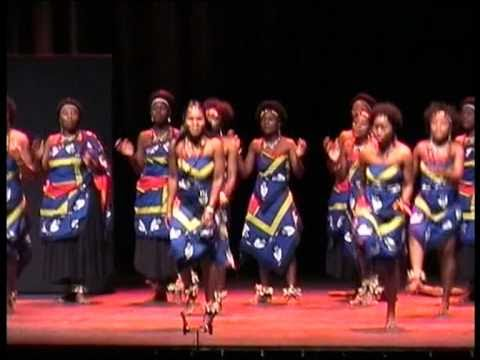 South Africa: Matsamo Cultural Group Ballet