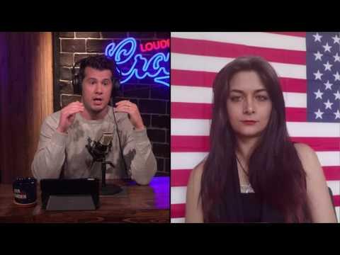 Louder With Crowder | Anni Cyrus on Sharia