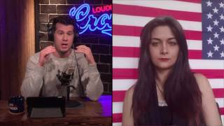 Louder With Crowder | Anni Cyrus on Sharia