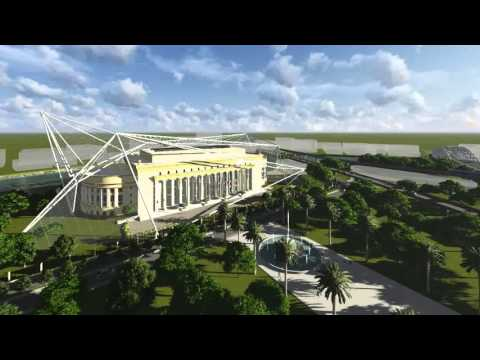 Proposed Adaptive Reuse of Manila Central Post Office Building - Senate Building