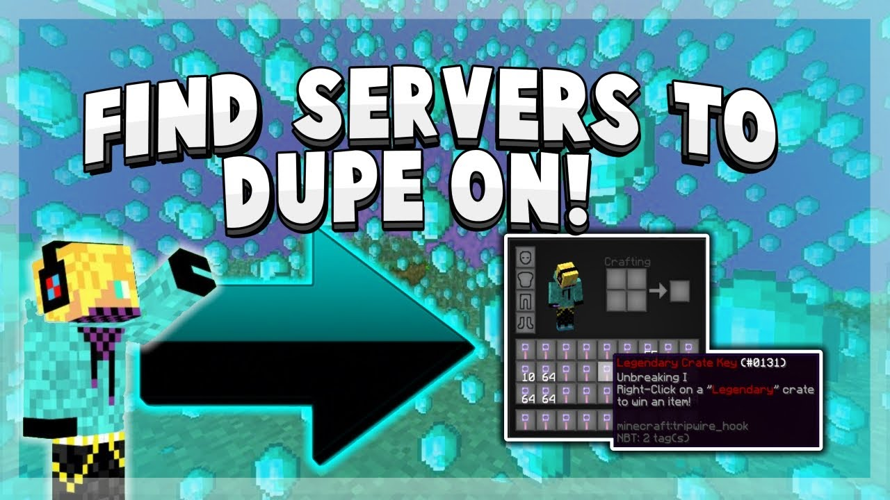 Duping On Servers