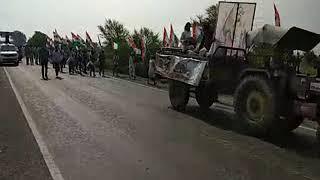 किसानों की कर्जमाफी के लिए राजस्थान की मुख्यमंत्री के घर में घुसे पायलट