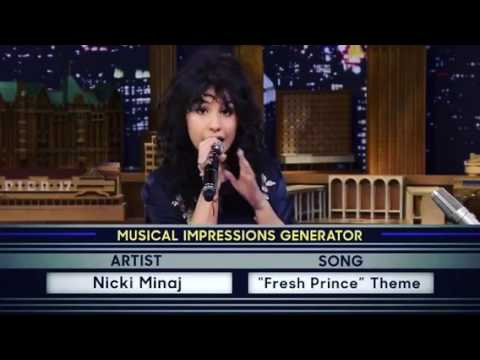 Alessia Cara - Nicki Minaj Voice impression