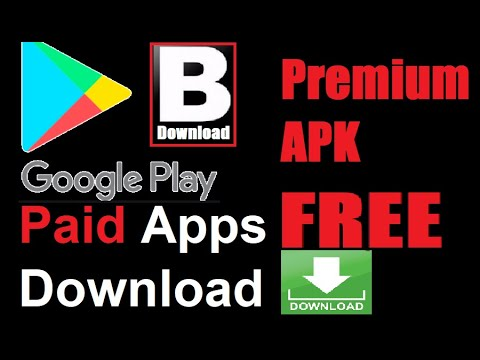 Free Download PlayStore Paid APK 2019 New