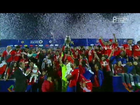 Chile Vs. Argentina - Copa América - Full Cup Presentation - Eng - 05/07/2015 HD