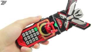 Deluxe Legendary Morpher Demo - Power Rangers Super Megaforce