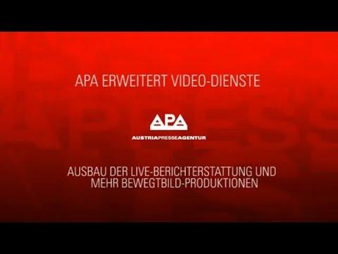 APA erweitert Video-Dienste