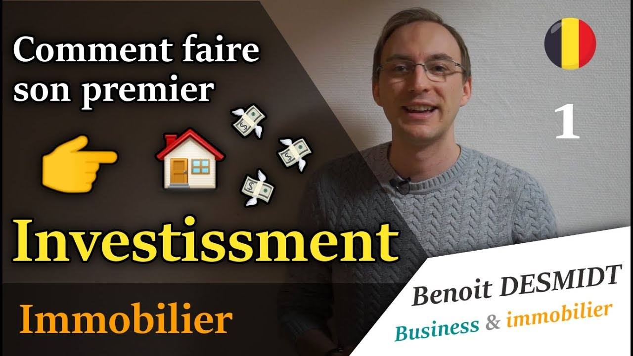 investissement immobilier youtube