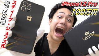 【iPhone 12 Pro】スティーブ・ジョブズ氏が着ていたタートルネックが埋め込まれた新作iPhoneが高すぎる!?
