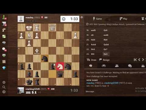 Chess TC đi nhanh như chớp không làm người hâm mộ thất vọng || CHESS 2020