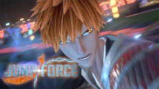 Jump Force - Bleach Trailer