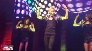 130213 NU'EST 1st mini concert Ren solo 뉴이스트 렌 솔로곡 토요일밤에