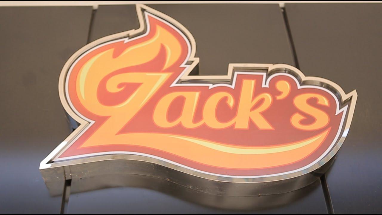 مطعم ZACK'S | الأكيل حلقة كاملة
