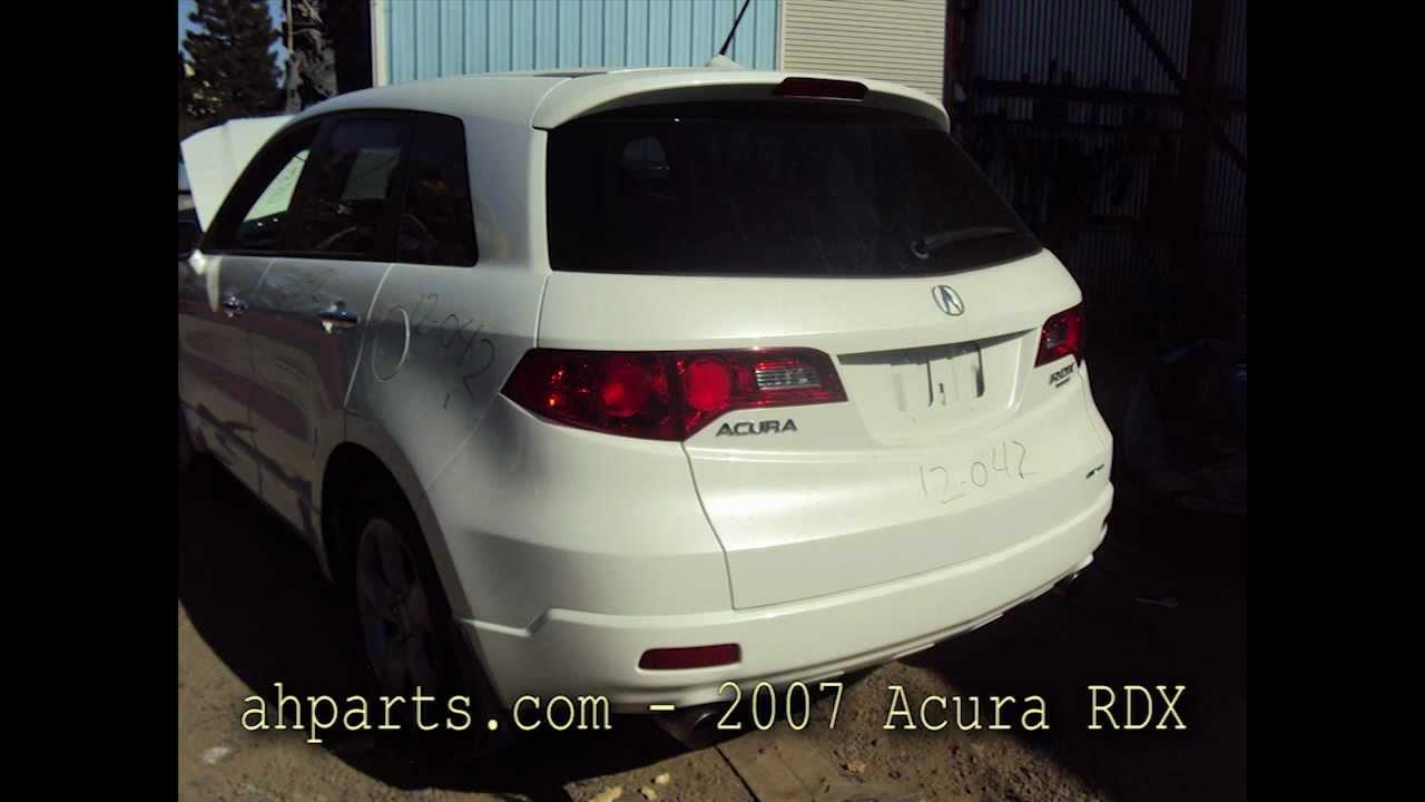 Acura RDX Parts AUTO WRECKERS RECYCLERS Ahpartscom Honda Used - Acura rdx parts