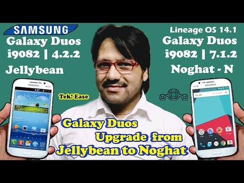 Galaxy Grand Duos | Upgrade to Noghat 7.1.2