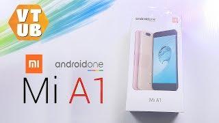 Xiaomi Mi A1 - Распаковка Глобальной Версии