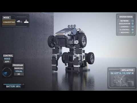 Robosen Robotics Showcases T9 at Toy Fair New York - The World's Most Advanced and Programmable Robot