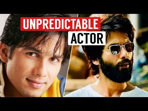 15 Facts You Didn't Know About Shahid Kapoor