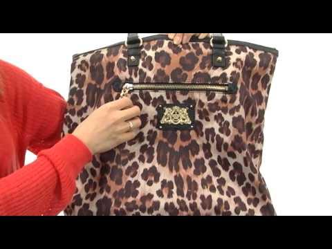 Juicy Couture Malibu Nylon Tote  SKU:#8269811