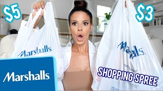 AN EXTREME MARSHALLS SHOPPING SPREE!! A lot of good finds!