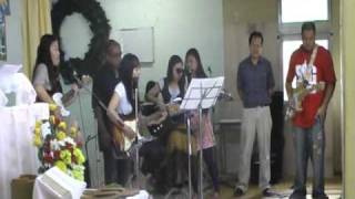 ICC PRAISE AND WORSHIP, I COULD SING OF YOUR LOVE FOREVER.mpg