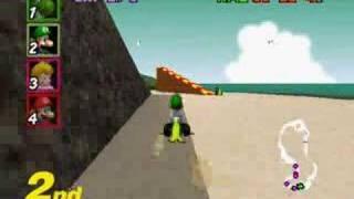 Mario Kart 64-Koopa Troopa Beach