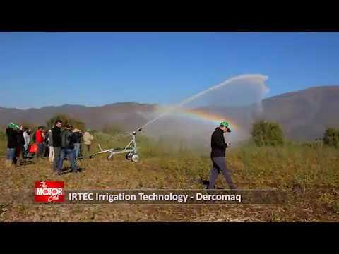 Dercomaq | Equipos de riego IRTEC