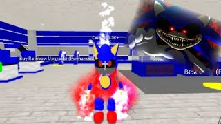 Roblox: Horror tycoon (SONIC EXE)