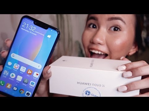 UNBOXING & QUICK REVIEW OF THE NEW HUAWEI NOVA 3i (IS IT WORTH THE HYPE?)