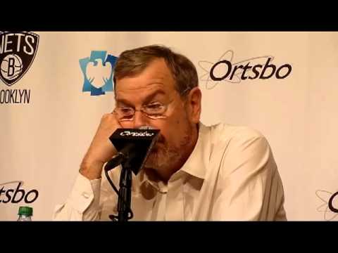 Nets Coach P.J. Carlesimo postgame on controversial ending 2-24-13