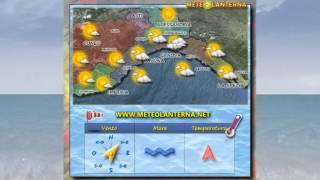 24 Luglio Previsioni Meteo Meteolanterna per Genova e la Liguria