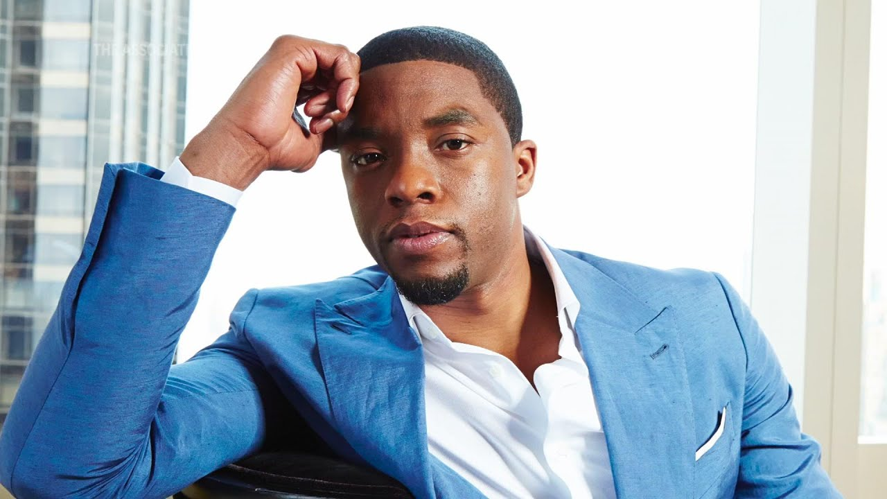 Chadwick Boseman's Brother, Kevin Boseman Is In Remission For Cancer !? –  Sam Sylk